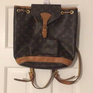 86bcc6daddf5e7 Handbags - Mini backpack designer inspired